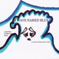 A Wave Named Blue bookcover